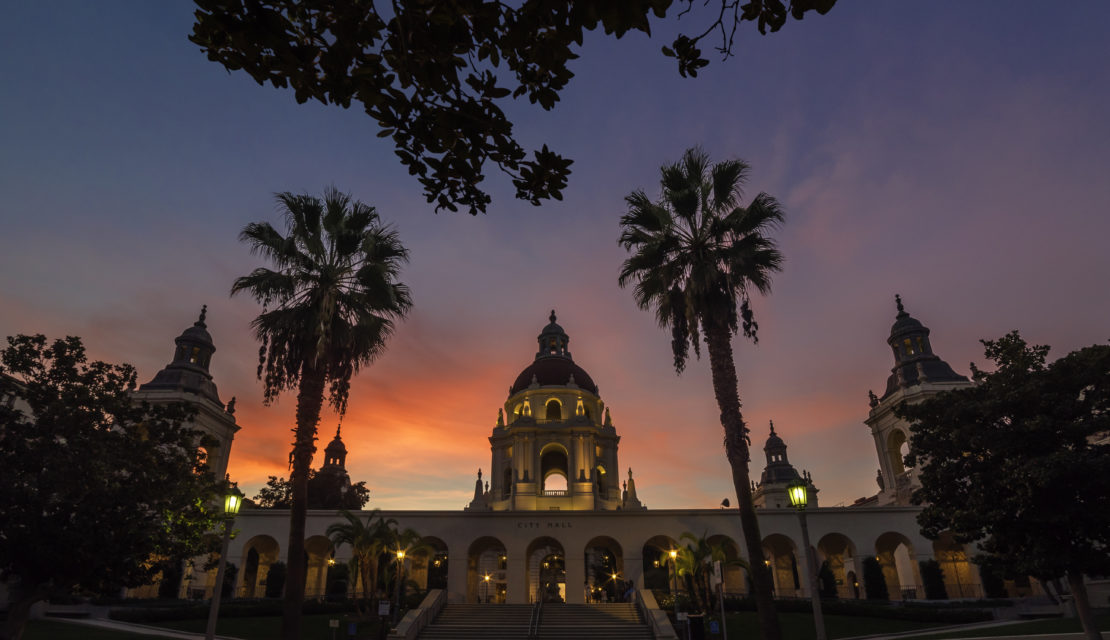 Pasadena Cannabis Licensing Applications Open in January.